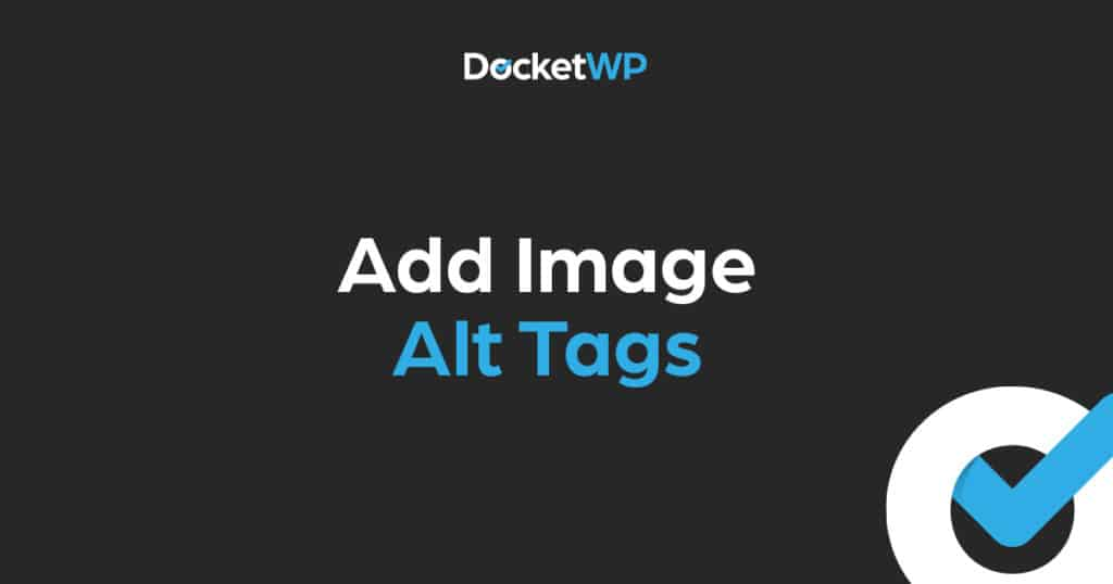 Add Image Alt Tags Featured Image 1