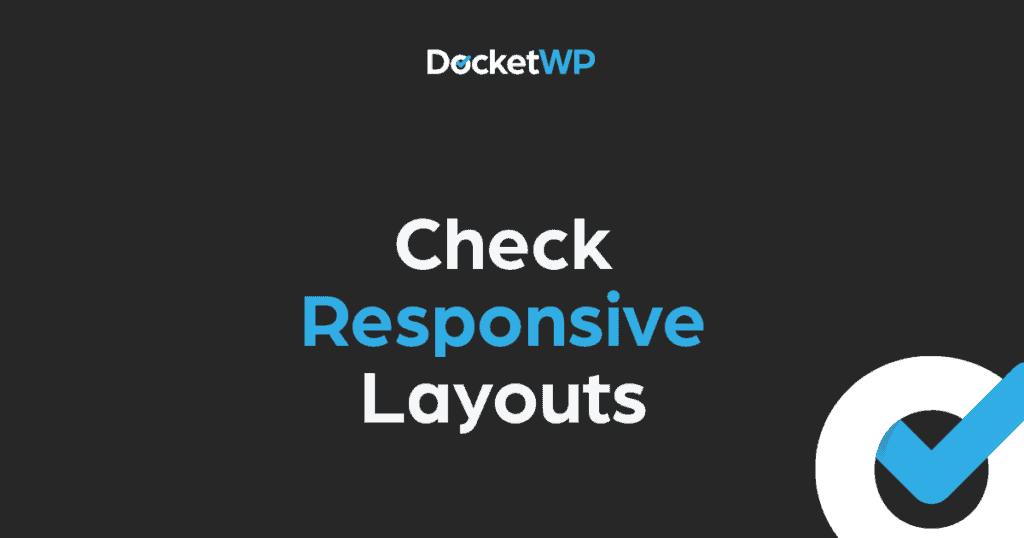 Check Responsive Layouts Featured Image 1