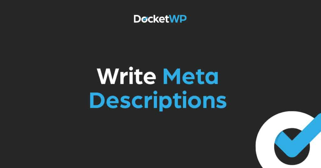 Meta Descriptions Featured Image 1