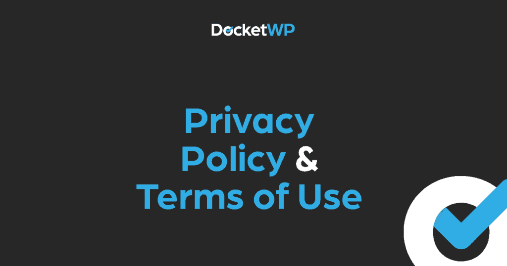 Privacy Policy Terms of Use Featured Image 1
