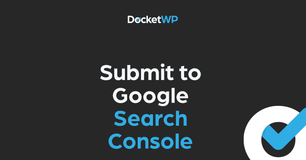 Submit to Google Search Console Featured Image 1