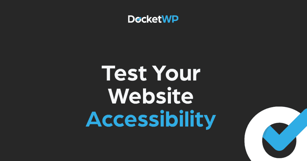 Test Your Website Accessbility Featured Image 1