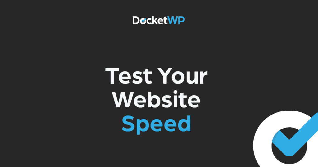 Test Your Website Speed Featured Image 1